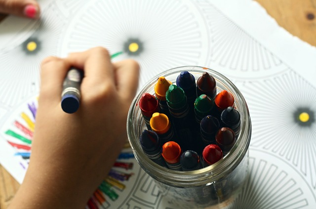 What dietary supplements have a positive impact on child development?